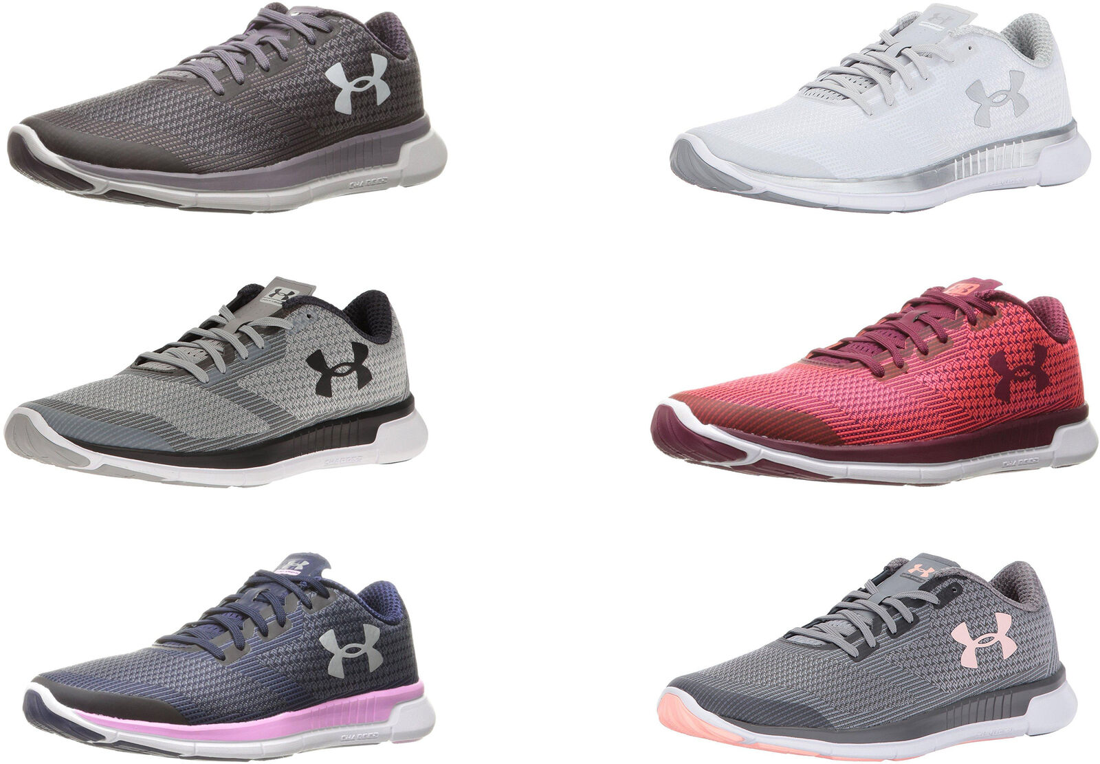 Under Armour Women's Charged Lightning Shoes, 6 Colors