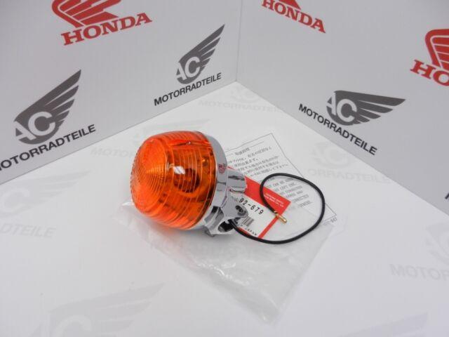 Honda CB 500 Four K Indicator Lamps Turn Signal Front STANLEY US Genuine New