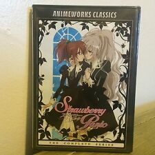 Strawberry Panic: The Complete Series on DVD by Anime Works / New