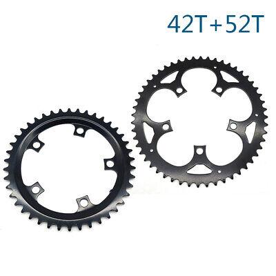 1pc 34//42//52T Electric Bicycle Chain Ring Iron E-Bike For Tongsheng TSDZ2 Motor