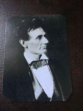 President Abraham Lincoln Civil War tintype C686RP