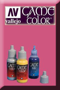 Rationnel Game Color Red Wash 73206 Vallejo