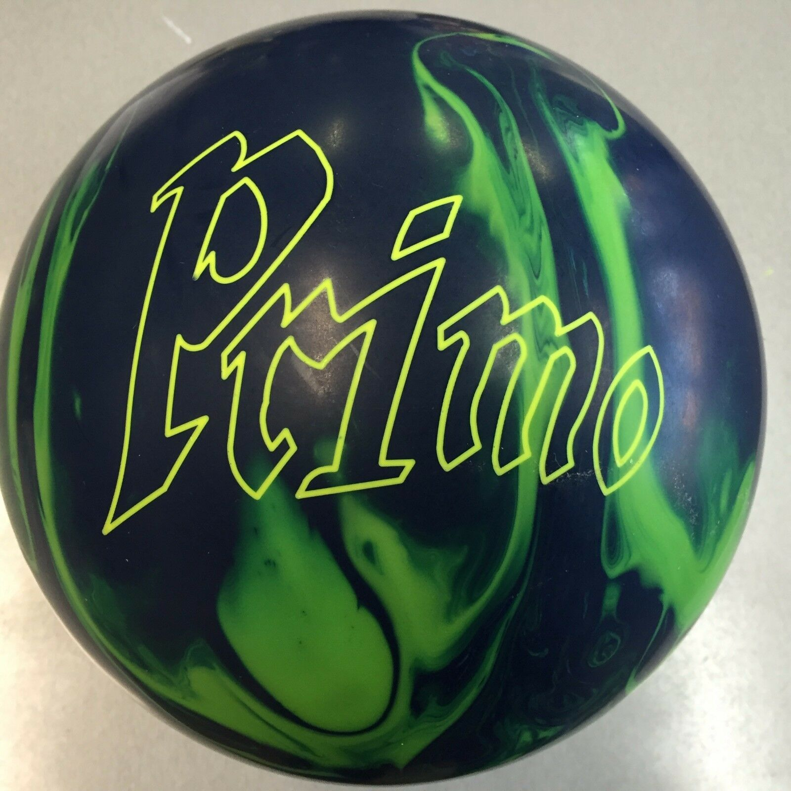 RADICAL PRIMO SOLID  bowling ball  16 LB. 1ST QUALITY  BRAND NEW IN BOX  BALL