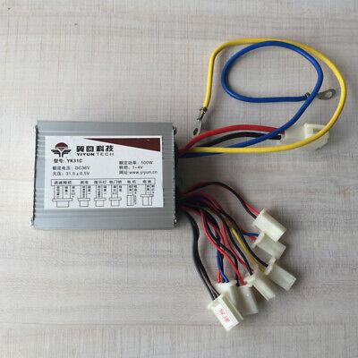 36V 500W 48V 500W Brushed Controller for ebike e scooter YK31C 36V 350W