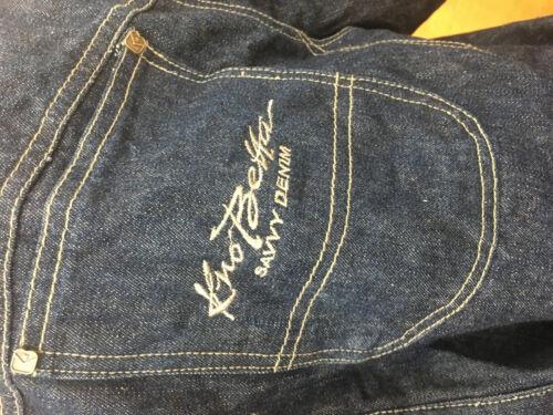 Jeans Large Kno betta Cotone L Collezione Gorilla Giacca Knobetta Savvy xvfwqR