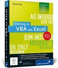 Theis, T: Einstieg in VBA mit Excel von Thomas Theis (2013, Taschenbuch)