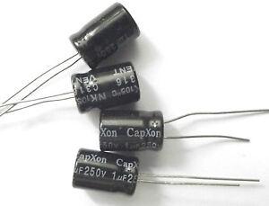1uf-250v-105c-Non-Polarised-Bipolar-Size-8mmx11-5mm-x4pcs