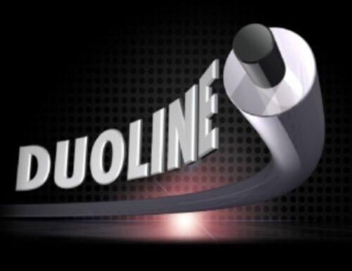 Freischneider Mähfaden 2,4 x 180m Oregon Duoline rund 2 Komponenten Faden fest !