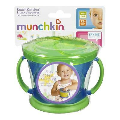 Munchkin Snack Catcher 12+ Months 9 Ounce color may vary