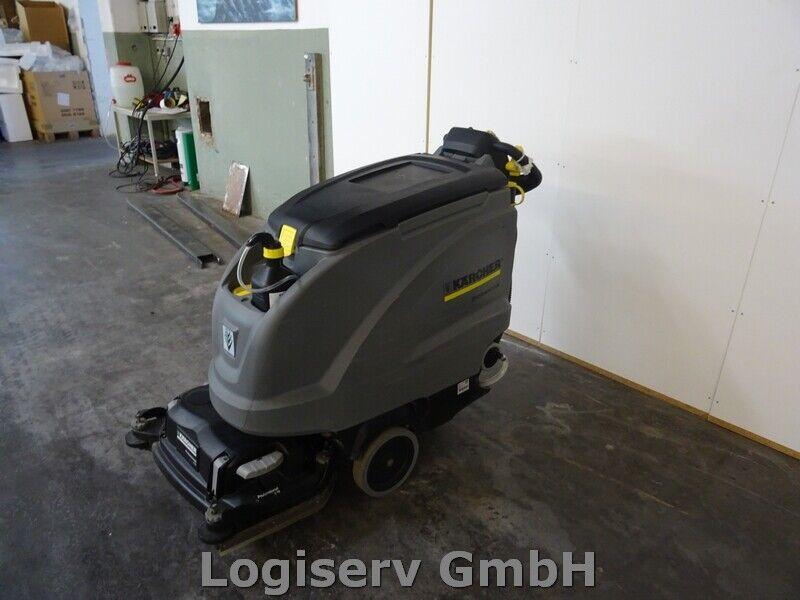 Bild 2 - Kärcher B60 W BP Pck Dose Bodenreinigungsmaschine Reinigungmaschine