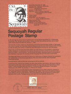 8023-19c-Sequoyah-Stamp-Scott-1859-USPS-Souvenir-Page