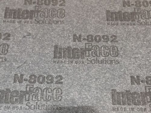 """NEW  LOT OF INTERFACE SOLUTIONS N-8092 1//16/"""" GASKET MATERIAL 7-3//4/"""" DIAMETER 2"""