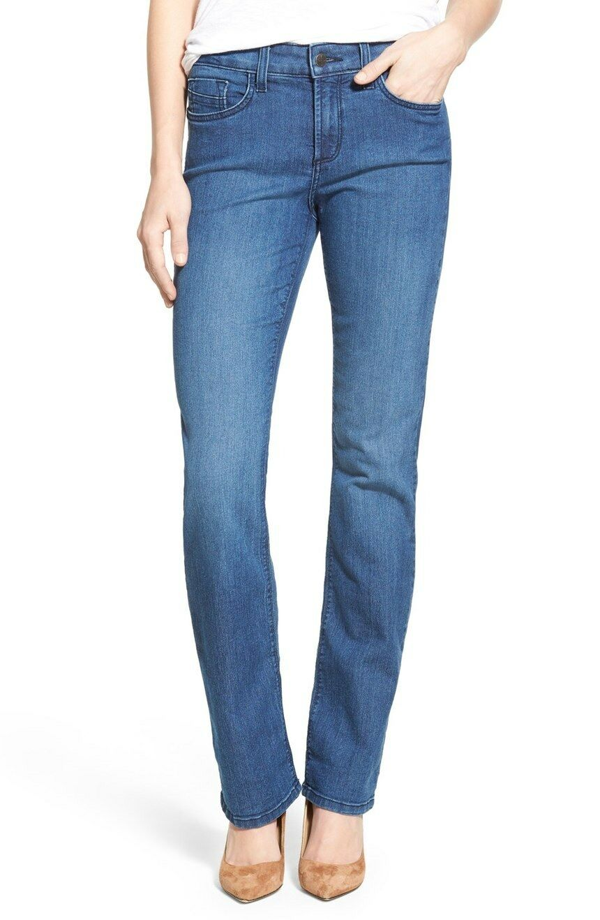 NEW NYDJ Not Your Daughters Jeans pants Marilyn Straight Yucca Valley 8 or 16