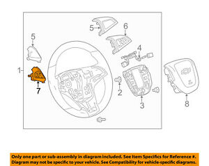 image is loading chevrolet-gm-oem-15-16-trax-cruise-control-