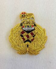Field Marshal Cap Badge, Marshals, British Army, Hat, Large, Military, Forces
