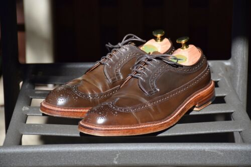 Alden • Cigar Shell Longwing • 8.5D Barrie