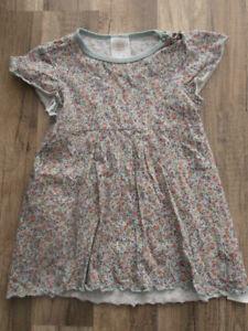 Sterntaler Baby Kleid geblümt Gr. 86 Kurzarm | eBay