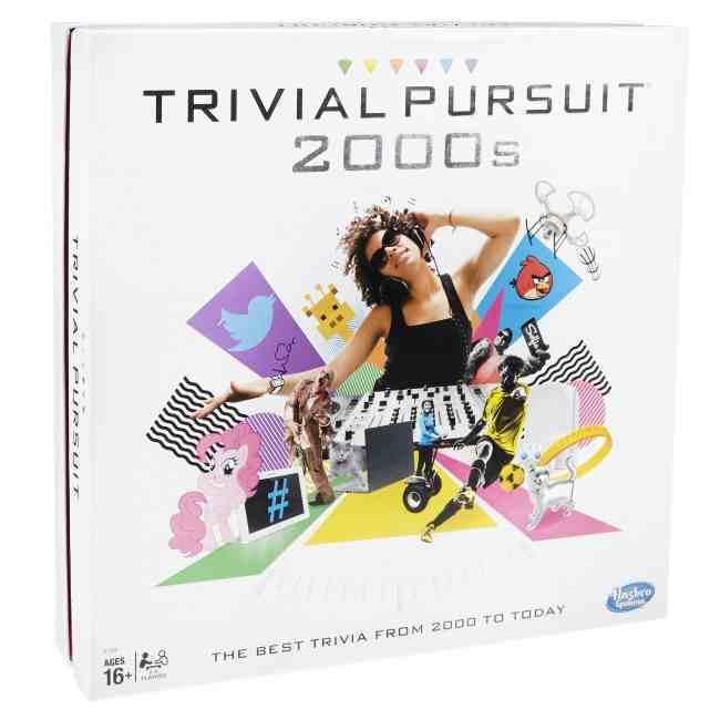 Trivial pursuit (ausgabe brettspiel (alter 16 jahre  neu