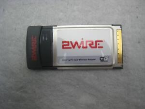 DOWNLOAD DRIVER: 2WIRE WIRELESS PCMCIA CARD