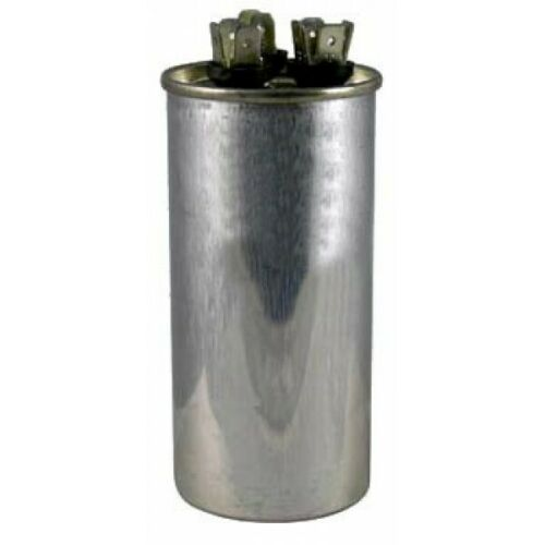 Capacitor Round Dual Run 45+5 MFD x 370 Volts