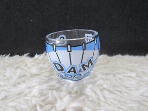Details About Crazy Shot Hoover Dam Nevada 2 Shot Glass Collectible Home Decor Barware
