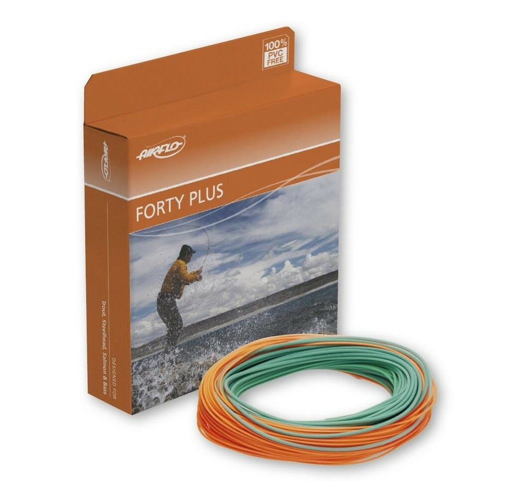 Airflo Forty Plus Fly Line - WF9S5, Sink 5 - - - New aba33d