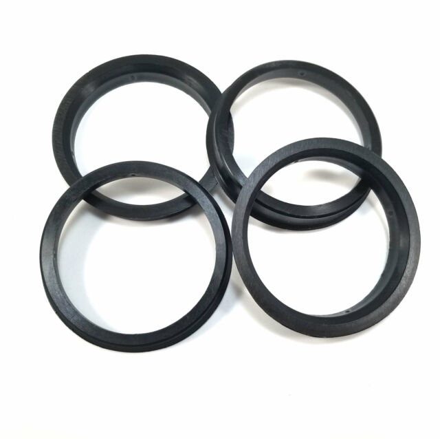 Set of 4 Coyote Wheel Accessories 73-6680 Hub Centric Ring 73mm OD to 66.80mm ID