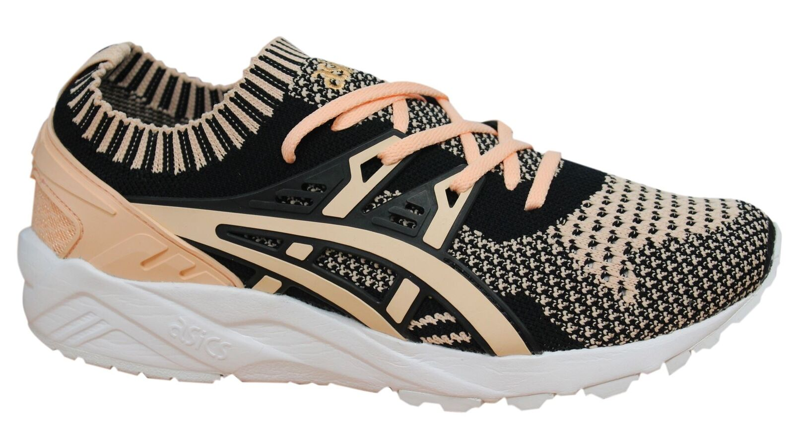 Asics Gel-Kayano Apricot Knit Lace H7W7N Up Womens Synthetic Trainers H7W7N Lace 1717 M14 e5492e