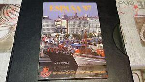 1987-LIBRO-OFICIAL-DE-CORREOS-ESPANA-COMPLETO-SUPER-OFERTA-UNICA-Y-ESPECIAL