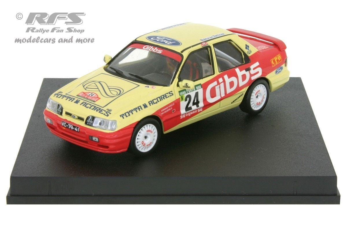 Ford Sierra RS Cosworth 4x4 - Rallye Portugal 1991 - Peres - 1 43 Trofeu MP 223