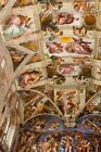 Sistine Chapel Looking Up at Michelangelo's Artwork Journal: 150 Page Lined Notebook/Diary by Cool Image (Paperback / softback, 2016)