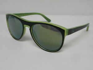 161248da678291 Image is loading Lacoste-L782S-006-Black-Green-Phospho-Green-Mirror-