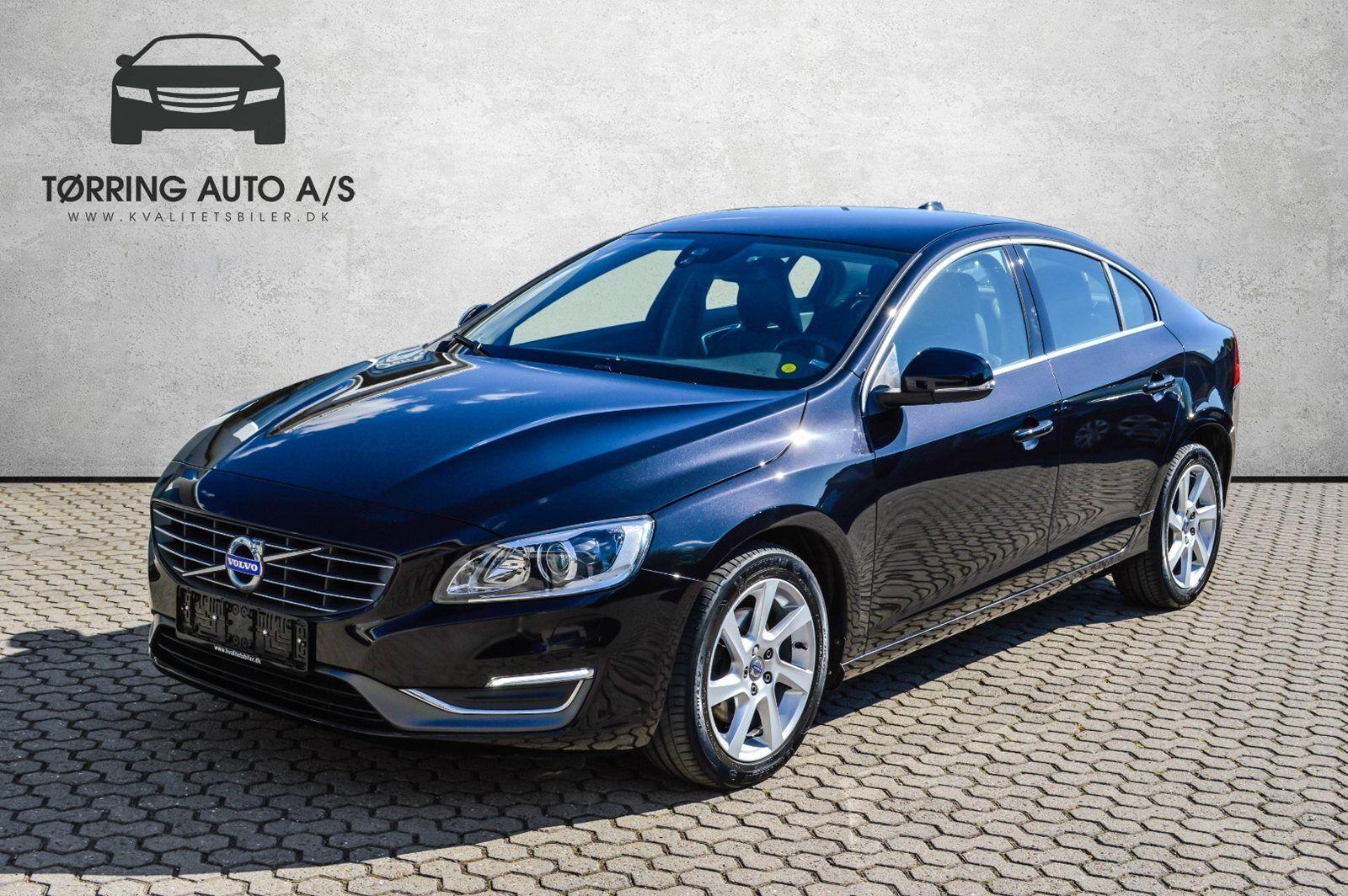 Volvo S60 2,0 D3 136 Momentum 4d - 259.900 kr.