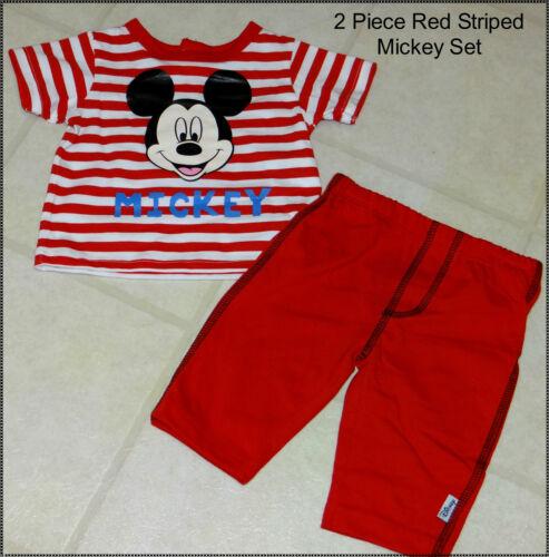 Infant Boys 2 Piece Pant or Short Outfit