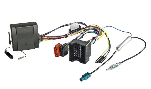 LFB Adapter Lenkrad Anbindung Radio für Dacia Logan ab 2012 Kenwood