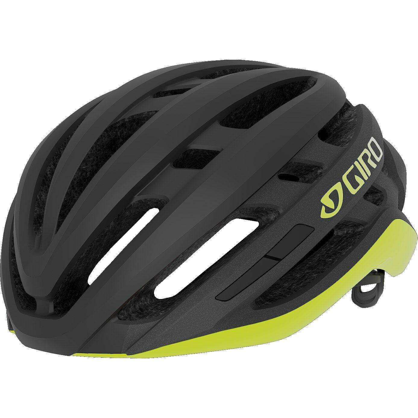 Giro Cinder MIPS Cycling Helmet Matte Gunmetal Stripe Large