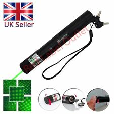 303 Pointer Laser Lazer Pen Beam Light Adjustable Focus 532nm  1mw Green