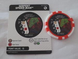 Marvel-Heroclix-Serpent-Spider-man-token-Convention-Exclu-M17-B001