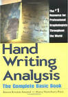 Handwriting Analysis: The Complete Basic Book by Karen Amend, Mary S. Ruiz (Paperback, 1980)