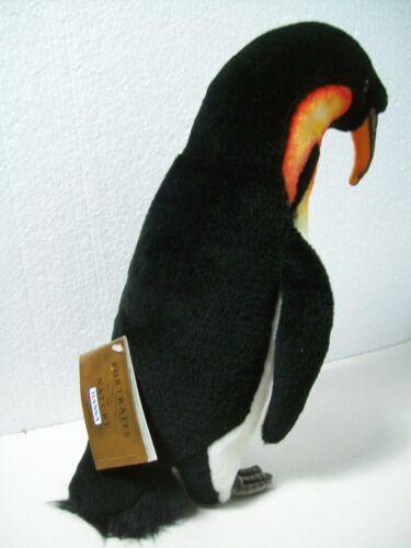 Stofftiere 1 Pinguin 4917  Hansa Toy 30 cm Plüschtier Stofftier Kaiserpinguin