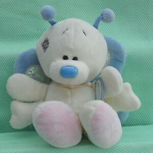 "Acheter Pas Cher My Blue Nose Friends Peluche Papillon *-* Breeze Butterfly 8"" 20 Cm Forfaits à La Mode Et Attrayants"