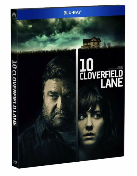 10 Cloverfield Lane (blu-ray) Mary Elizabeth Winstead, John Goodman