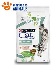 Purina Tonus Cat Chow Sterilized 10 kg per Gatti Sterilizzati