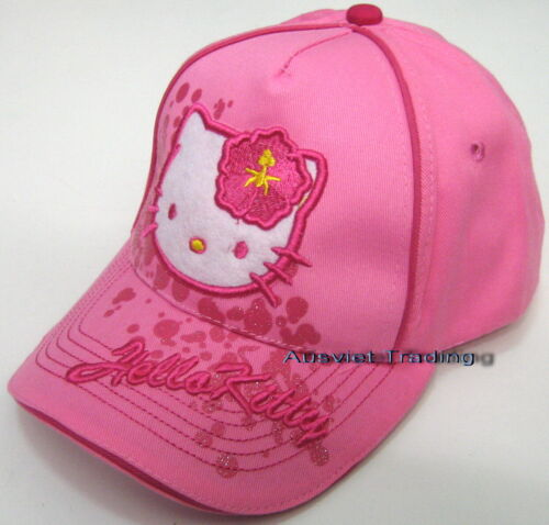 Brandnew Hello Kitty Girls kids children cartoon Cap Hat new cotton