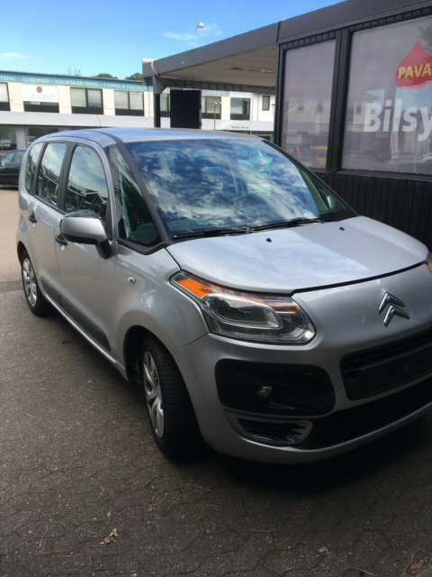 Citroën C3 Picasso, 1,6 HDi 110, Diesel, 2010, km 137000,…