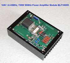 1kW 1.8-30MHz, 700W 50MHz HF POWER AMPLIFIER LDMOS BLF188XR/XRS