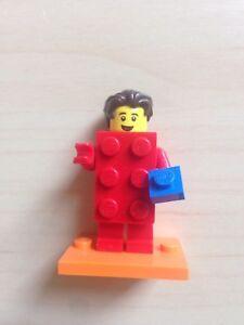 Acheter Pas Cher Lego Figurine Série 18-lego Briques Costume Boy (rouge)-afficher Le Titre D'origine