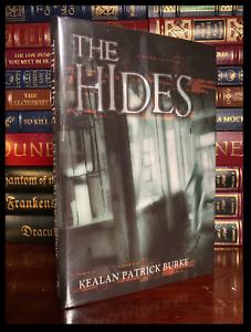The-Hides-SIGNED-by-KEALAN-PATRICK-BURKE-Mint-Cemetery-Dance-Hardback-1-750