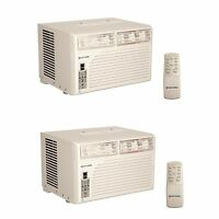 Cool Living Ac 8,000 Btu Energy Star Home Window Mount Air Conditioner A/c Units on sale
