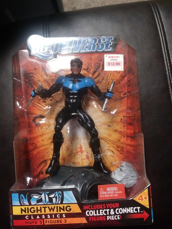 DC Universe Classics Nightwing Figura de acción (sin abrir)